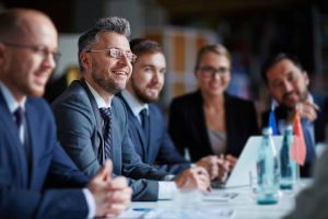 Führungskräftetraining - MyConsult | shironosov - iStock by Getty Images